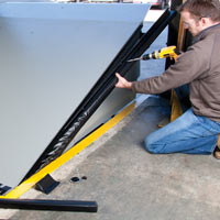 ENERGY GUARD Dock Leveler Weatherseal