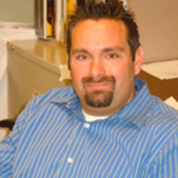 Brian Girard, Vice President of Operations