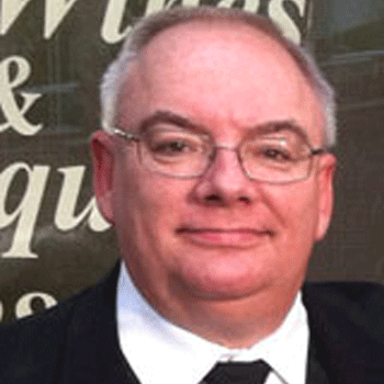 Glenn Pearson, Director of Estimating Services