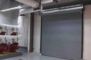 Commercial Overhead Doors. Rolling Steel Doors