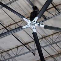 Serco Industrial HVLS Fan