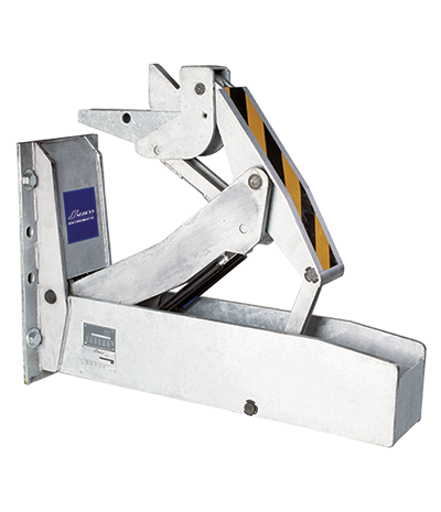 Serco SL10 Series Mechanical Vehicle Restraint