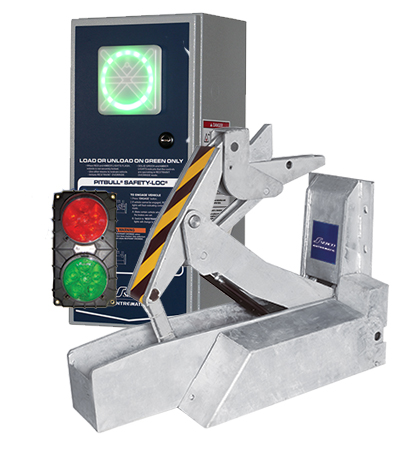Serco SL60 Series Powered Vehicle Restraint