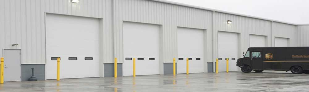 Commerical doors and loading dock equipment