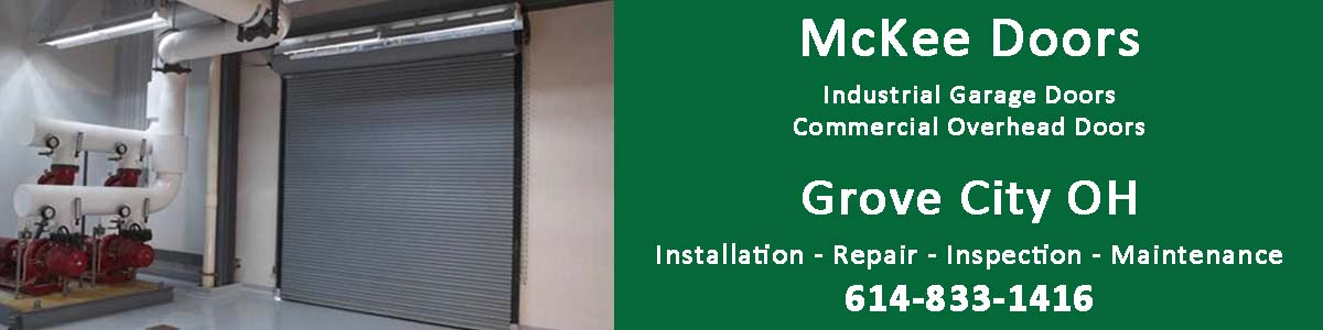 Grove City Oh Commercial Garage Overhead Door Repair And Install
