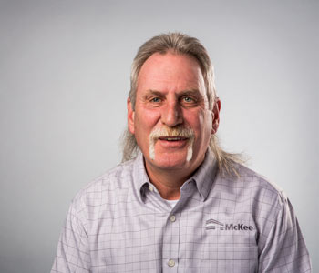 Rick Stapleton, Installation Services Manager