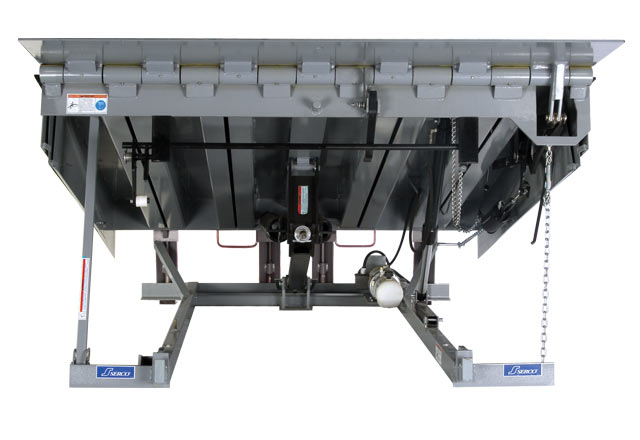 PAL Series Power-Assisted Dock Levelers