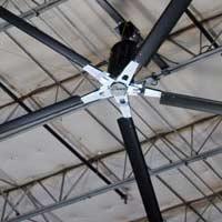 Serco Industrial HVLS Fan
